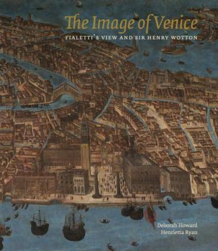 The image of Venice  - Henrietta Ryan  - Deborah Howard