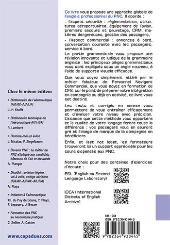 exemple cv personnel navigant commercial