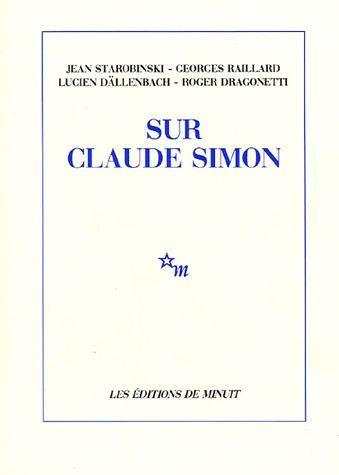 Sur Claude Simon  - Collectif