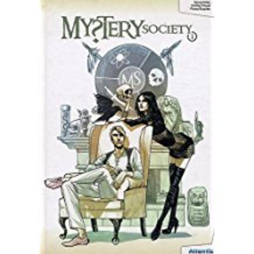 Mystery society t.1  - Steve Niles  - Ashley Wood  - Fiona Staples