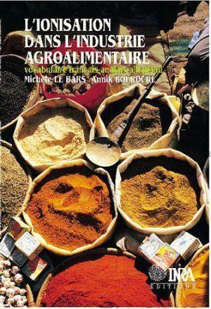 L 39 ionisation dans l 39 industrie agro alimentaire - Vocabulaire anglais vente pret a porter ...