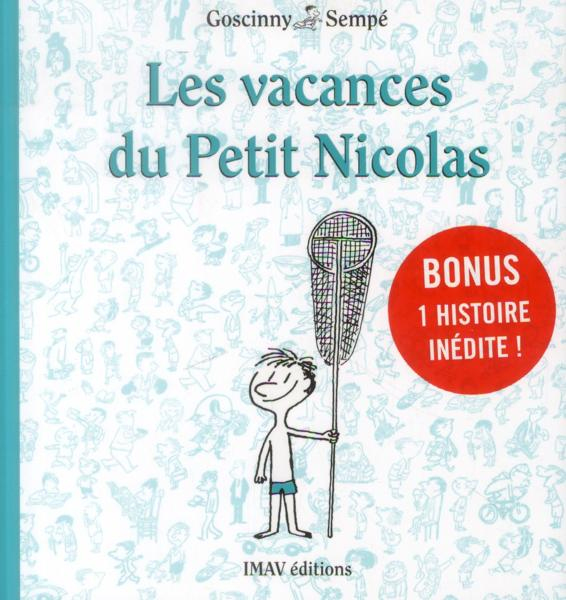 be848cb8300b8c Vente Livre   Les vacances du Petit Nicolas - Rene ...
