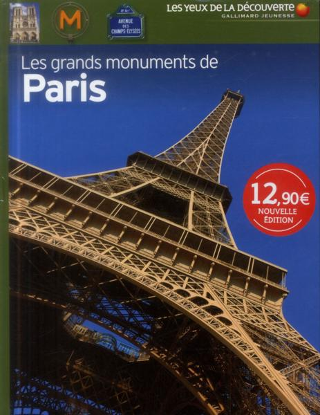Vente  Les grands monuments de Paris  - Billioud Jean-M