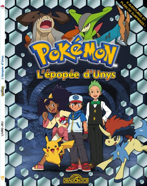 Pokemon L Epopee D Unys