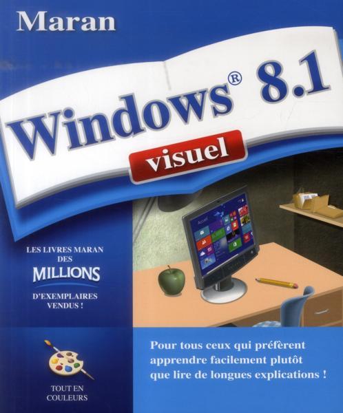 livre windows 8 visuel koers diane maran ruth. Black Bedroom Furniture Sets. Home Design Ideas