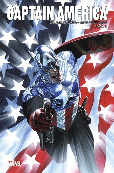 Captain America T.3  - Steve Epting  - Ed Brubaker  - Mike Perkins  - Luke Ross