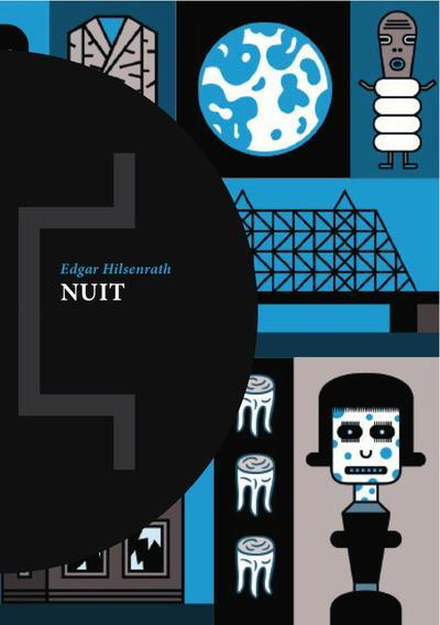 Nuit  - Edgar Hilsenrath