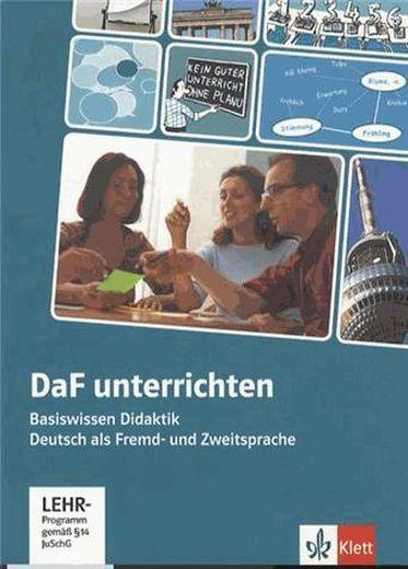 Daf unterrichten  - Collectif