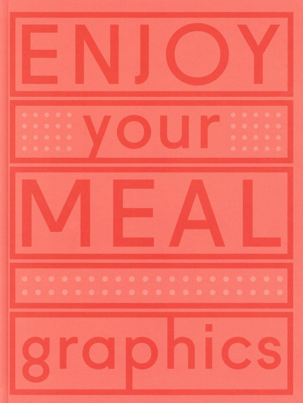 Enjoy your meal graphics  - Collectif