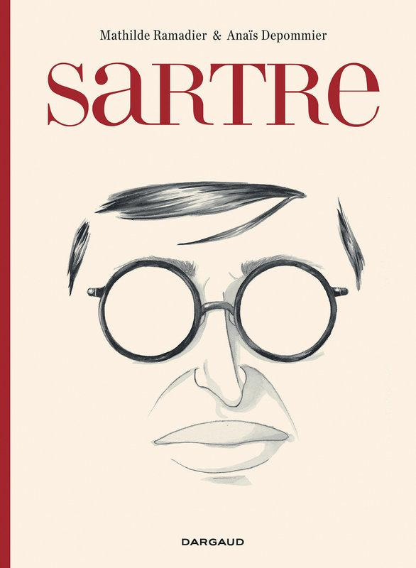 Sartre  - Anais Depommier  - Mathilde Ramadier