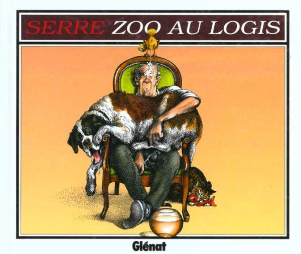 livre serre t 8 zoo au logis claude serre acheter occasion 02 01 2001. Black Bedroom Furniture Sets. Home Design Ideas