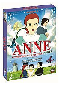 Coffret dvd anne la maison aux pignons verts saison 3 for Anne la maison aux pignons verts livre en ligne