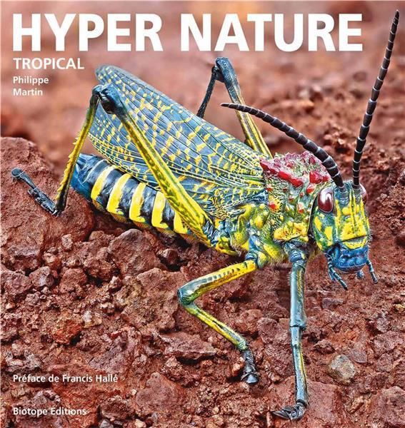 Hyper nature ; tropical  - Philippe Martin