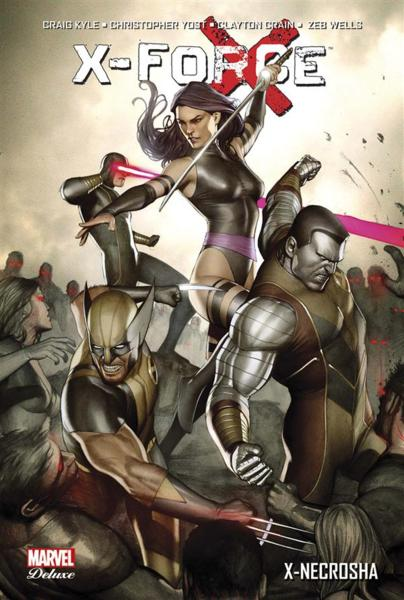 X-force : X-necrosha  - Collectif