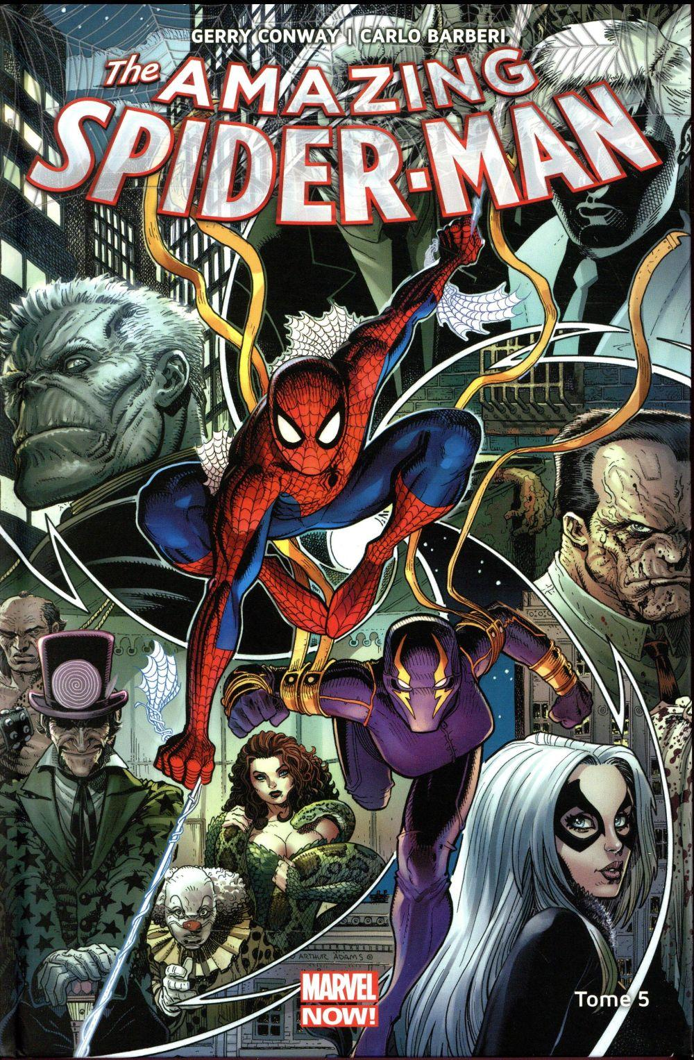 The amazing Spider-Man T.5  - Collectif