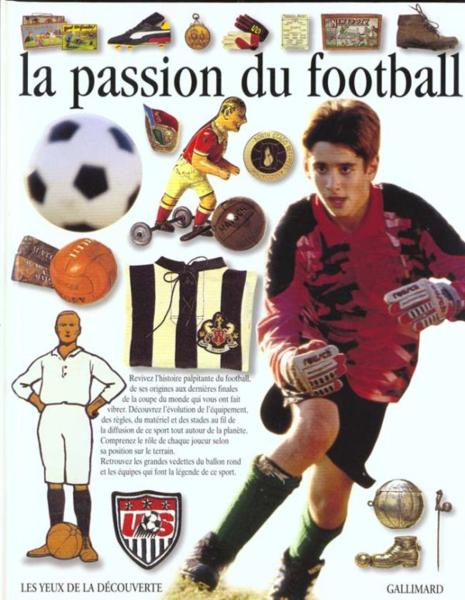 Vente Livre :                                    La Passion Du Football                                      - Hugh Hornby