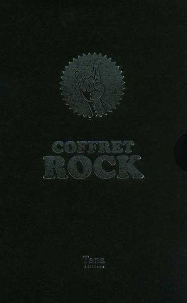 Rock ; coffret  - Collectif
