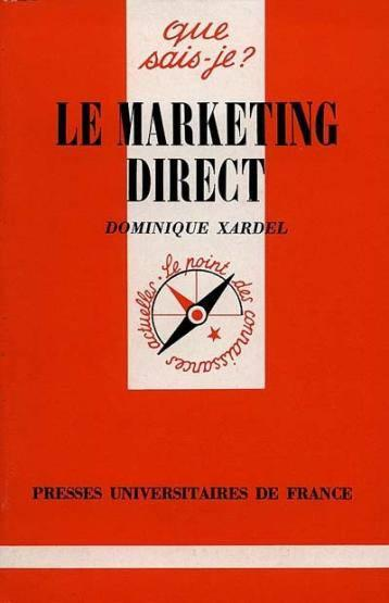 Marketing direct (le)  - Xardel D