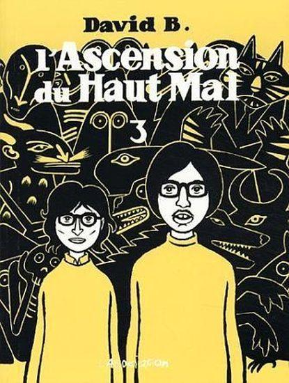 L'ascension du haut mal t.3  - David B.