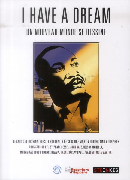 Vente  I have a dream ; un nouveau monde se dessine  - Collectif
