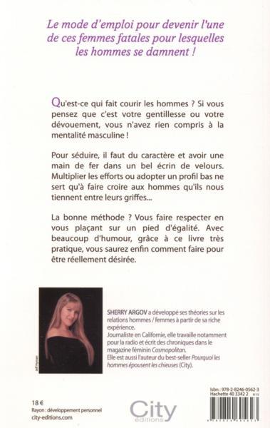 livre pourquoi les hommes adorent les chieuses sherry argov. Black Bedroom Furniture Sets. Home Design Ideas