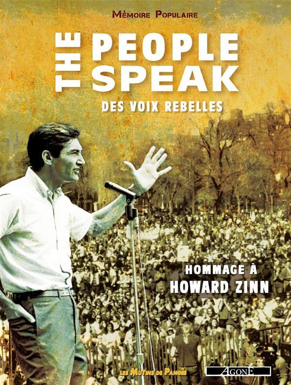 The people speak ; des voix rebelles  - Collectif