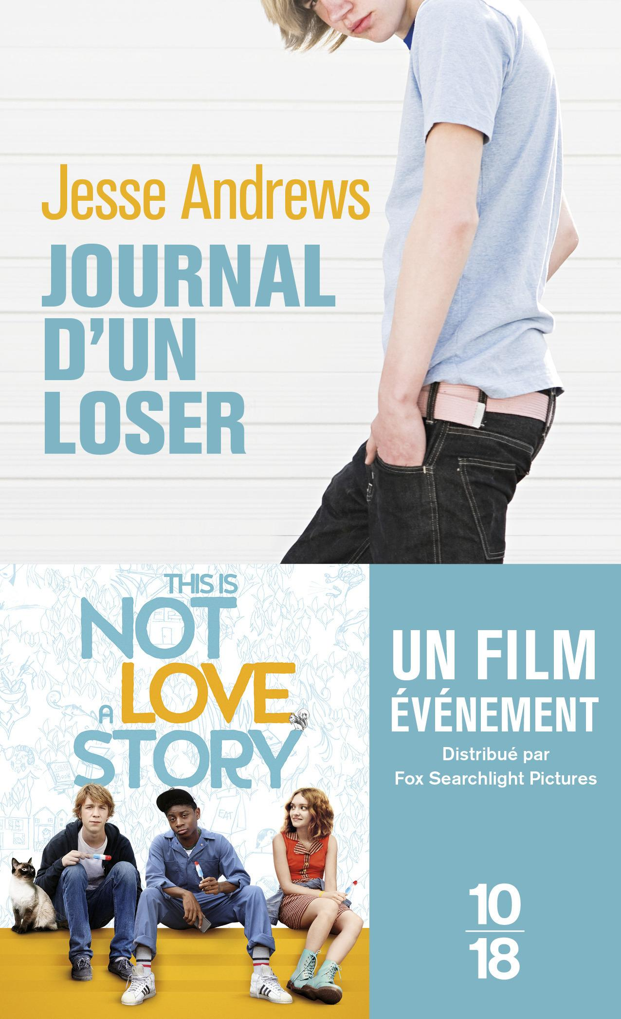Journal d'un loser  - Jesse Andrews