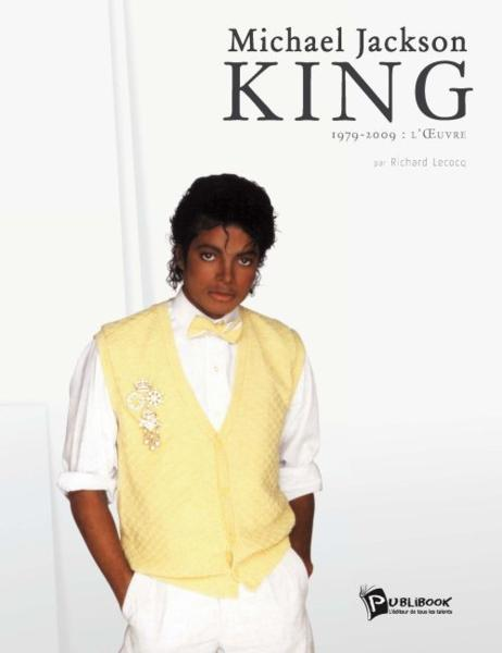 Michael Jackson, King  - Richard Lecocq