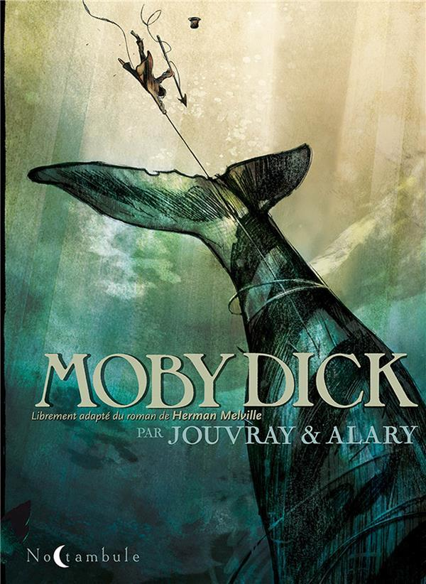 Vente  Moby Dick  - Olivier Jouvray  - Pierre Alary