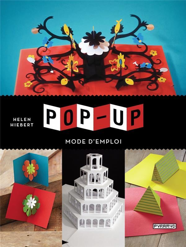 Vente  Pop up ; mode d'emploi  - Helen Hiebert