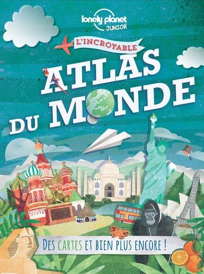 Vente  L'incroyable atlas du monde  - Collectif