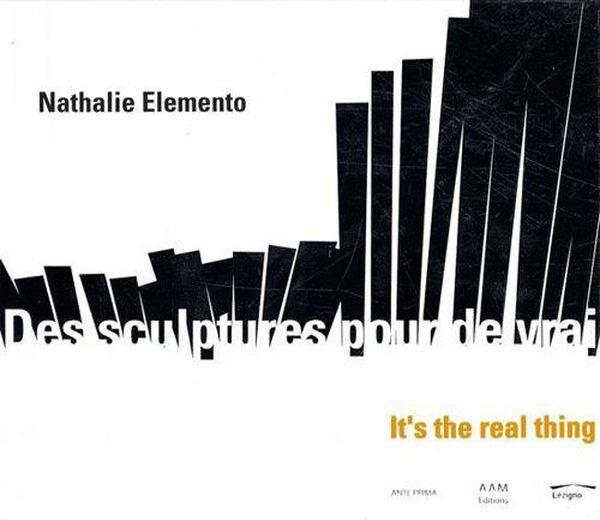 Vente  Des sculptures pour de vrai ; it s a real thing  - Nathalie Elemento