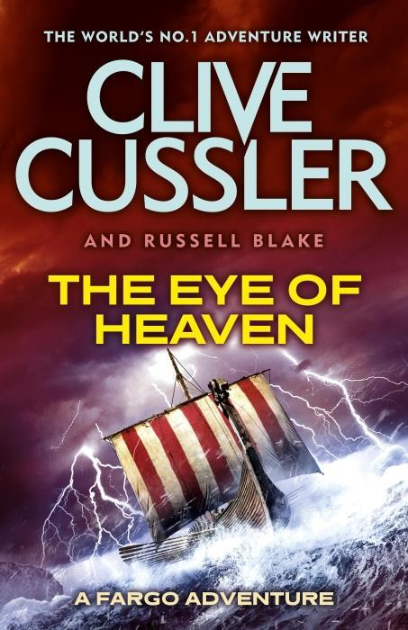Eye of heaven, the  - Clive Cussler Blake