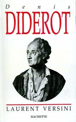 Denis diderot  - Laurent Versini