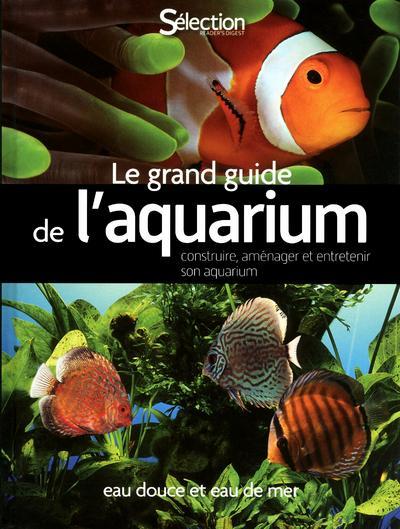 Livre aquarium eau de mer 28 images aquariophilie for Achat grand aquarium