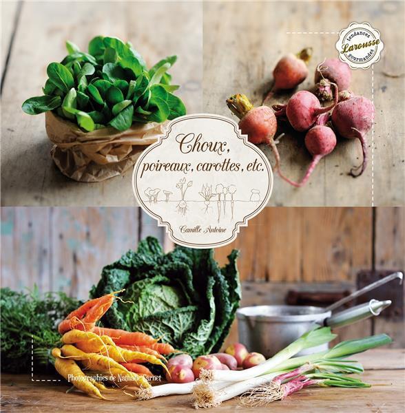 Choux poireaux carottes et autres l gumes d 39 hiver camille antoine france loisirs suisse - Poireaux a repiquer vente ...
