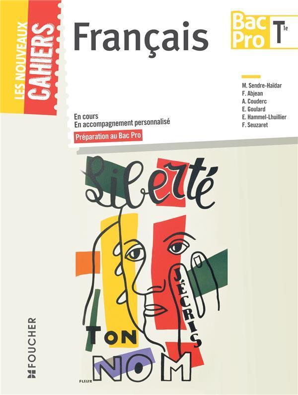 Les nouveaux cahiers fran ais terminale bac pro - Programme bac pro cuisine ...