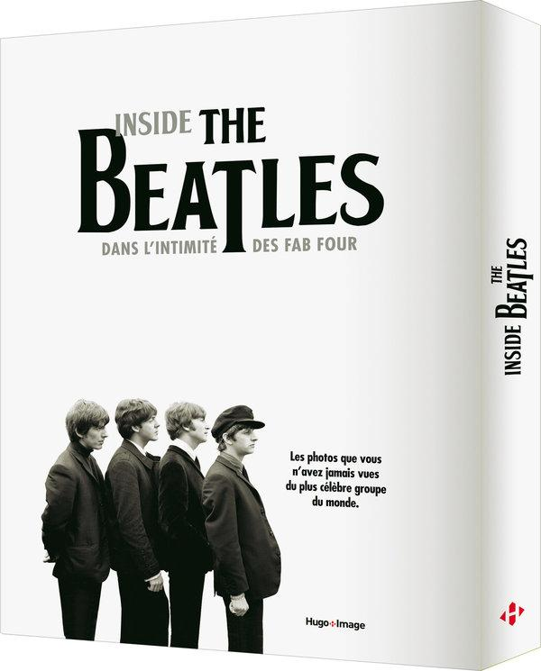Inside the Beatles ; dans l'intimité des Fab Four  - Jo Adams