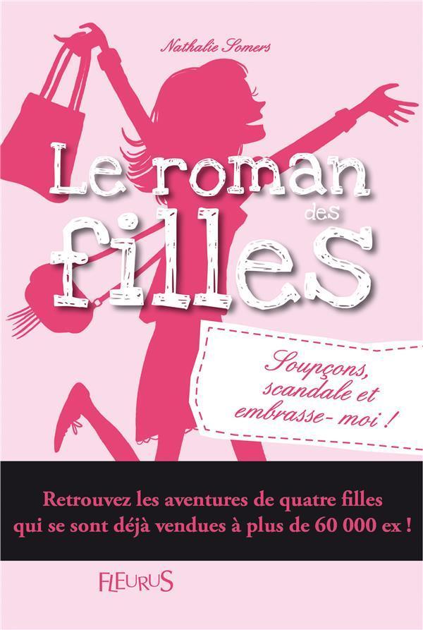Embrasse le livre de la fille