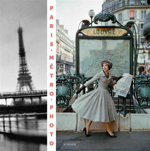 Paris-métro-photo ; from 1900 to the present  - Collectif