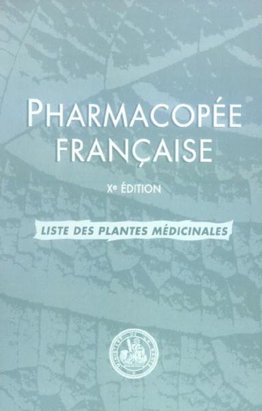 Livre liste des plantes medicinales pharmacopee francaise agence medicame - Liste des plantes medicinales ...