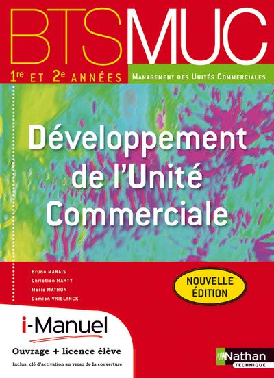 Dev unit commerc bts (int) lic  - Bruno Marais  - Marais/Marty/Mathon