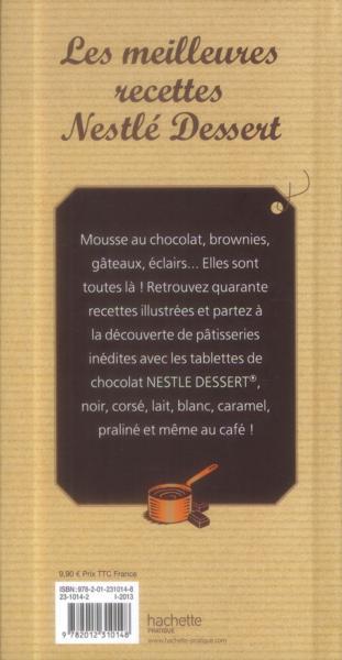 mousse au chocolat nestl dessert recette. Black Bedroom Furniture Sets. Home Design Ideas