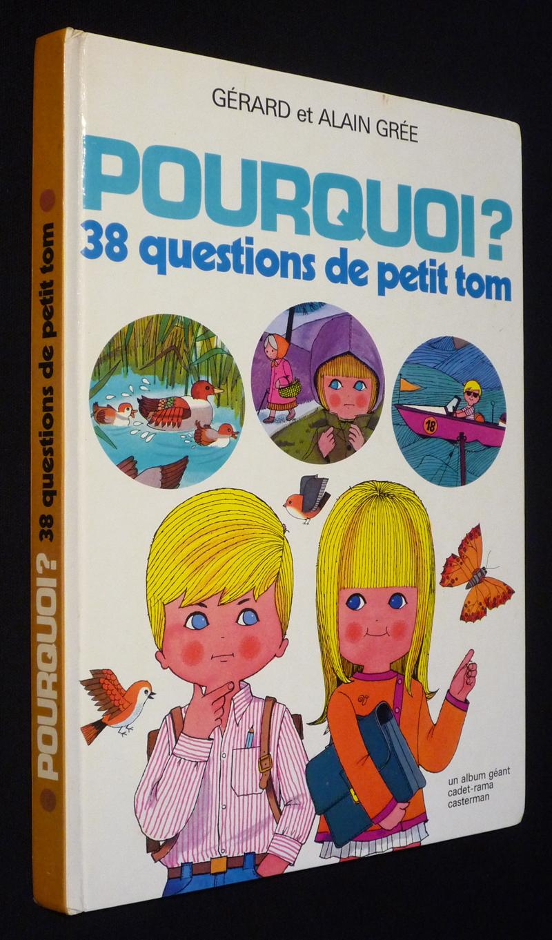 Vente  Pourquoi? 38 questions  - Alain Gree  - Gree Gerard