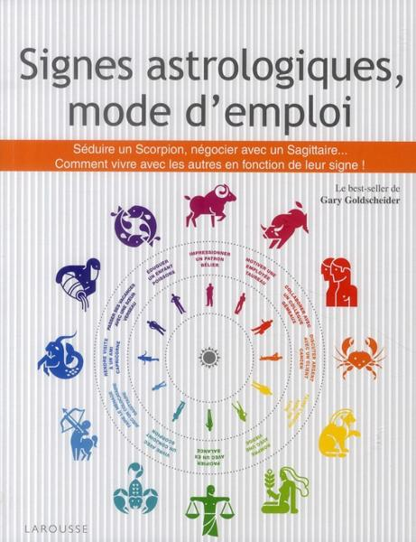 signes astrologiques mode d 39 emploi collectif belgique loisirs. Black Bedroom Furniture Sets. Home Design Ideas
