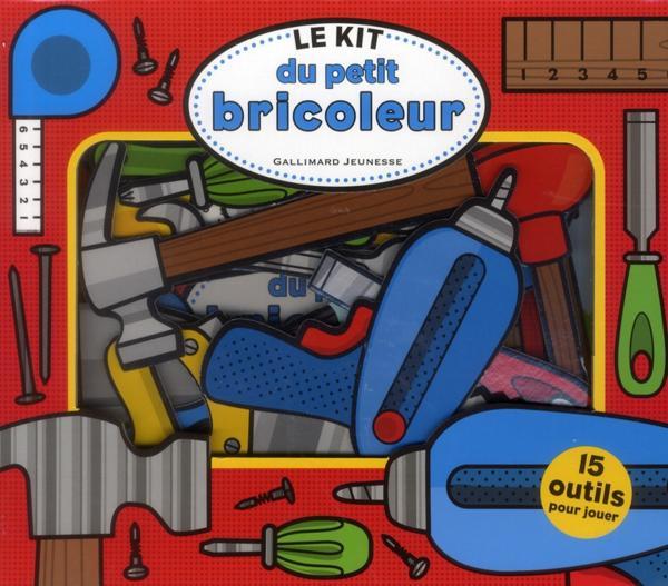 le kit du petit bricoleur collectif livre france loisirs. Black Bedroom Furniture Sets. Home Design Ideas