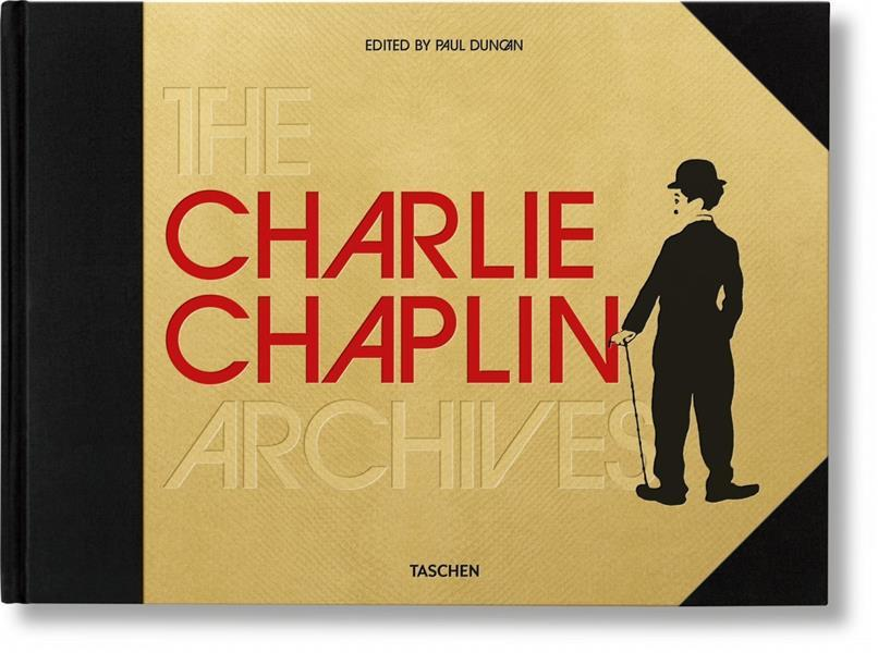 Charlie Chaplin archives  - Collectif