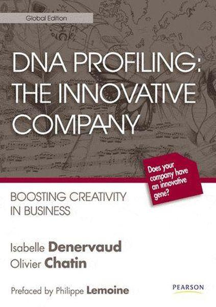 DNA profiling: the innovative company  - Isabelle Denervaud