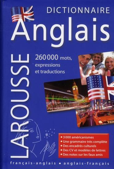 livre - maxi poche plus dictionnaire larousse   francais-anglais    anglais-francais