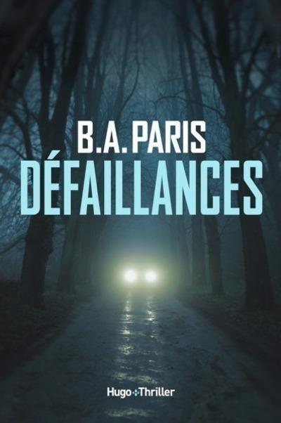 Vente  Défaillances  - B. A. Paris